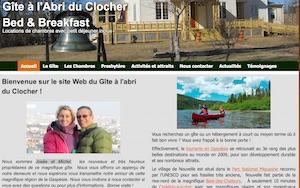 Gîte à l'Abri du Clocher - Gaspésie, Nouvelle