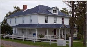 Gîte La Maison Réchel - Gaspésie, Percé