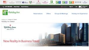 Holiday Inn Select Montréal Centre-Ville - Montréal, Montréal