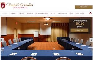 Auberge Royal Versailles - Montréal, Montréal