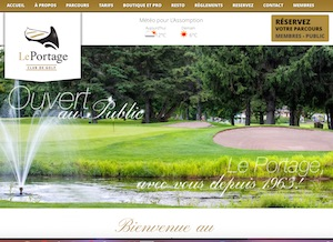 Club de golf Carling Lake - Laurentides, Brownsburg-Chatham