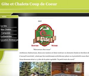 Gîte Coup de Coeur - Laurentides, Nominingue