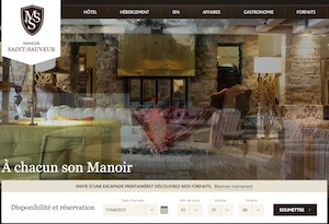 Hôtel Manoir Saint-Sauveur - Laurentides, Saint-Sauveur