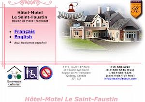 Hôtel/Motel Le Saint-Faustin - Laurentides, Saint-Faustin-Lac-Carré