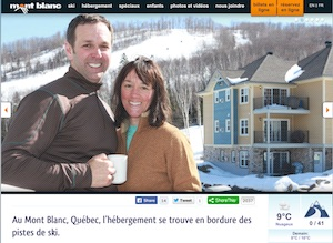 Ski Mont-Blanc - Laurentides, Saint-Faustin-Lac-Carré