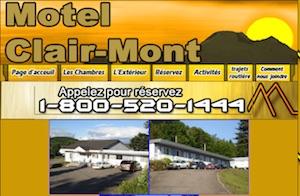 Motel Clair-Mont - Laurentides, Sainte-Agathe-des-Monts