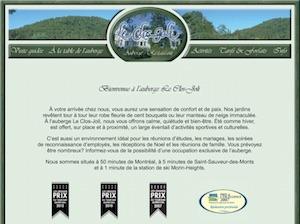 Auberge Clos Joli - Laurentides, Morin-Heights