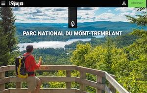 Parc National du Mont-Tremblant (Sépaq) - Laurentides, Lac-Supérieur