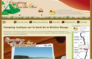 Camping Fou du Roi - Laurentides, L'Ascension