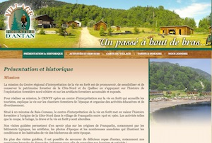 Village Forestier d'Antan de Franquelin - Côte-Nord / Manicouagan, Franquelin