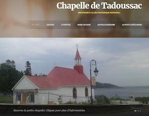 Petite Chapelle de Tadoussac - Côte-Nord / Manicouagan, Tadoussac