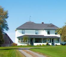 Gîte Cécile Lauzier - Estrie / Canton de l'est, Barnston-Ouest