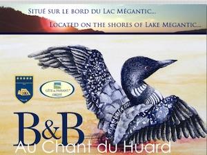 Gîte Au Chant du Huard - Estrie / Canton de l'est, Frontenac (M)