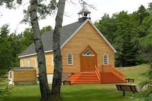 Musée La petite Anglicane - Côte-Nord / Manicouagan, Forestville