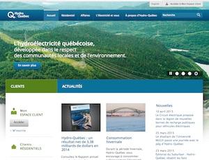 Hydro-Québec - Côte-Nord / Manicouagan, Baie-Comeau