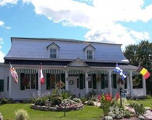 Gîte À L'Orée du Moulin - Outaouais, Papineauville