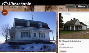 Gîte et Résidence L'Ancestrale - Outaouais, Saint-André-Avellin