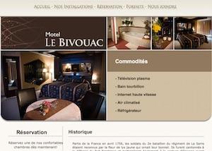 Motel Le Bivouac - Abitibi-Témiscamingue, La Sarre