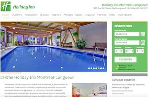 Holiday Inn Longueuil - Montérégie, Longueuil