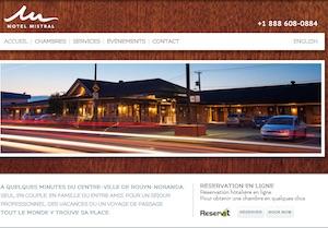 Motel Mistral - Abitibi-Témiscamingue, Rouyn-Noranda