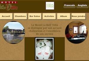 Motel Bell'Villa - Abitibi-Témiscamingue, Senneterre