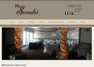 Motel Senabi - Abitibi-Témiscamingue, Senneterre
