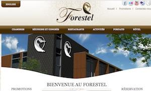 Hôtel Forestel - Abitibi-Témiscamingue, Val-d'Or