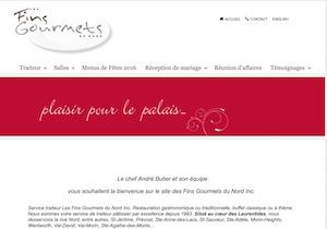 Les Fins Gourmets du Nord inc. - Laurentides, Piedmont