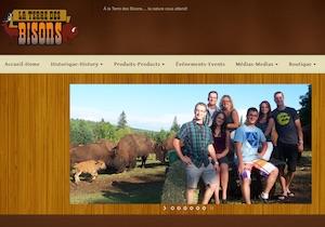 La Terre des Bisons - Lanaudière, Rawdon