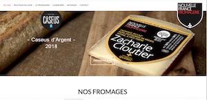 Fromagerie Nouvelle France - Estrie / Canton de l'est, Racine