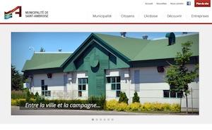 Municipalité de Saint-Ambroise - Saguenay-Lac-Saint-Jean, Saint-Ambroise (Saguenay)