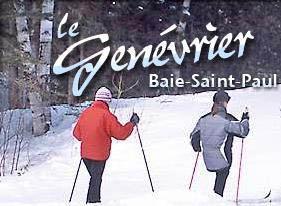 Chalets Camping Génévrier Quatre Saisons - Charlevoix, Baie-Saint-Paul