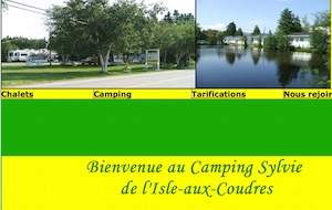 Camping Sylvie - Charlevoix, L'Isle-aux-Coudres