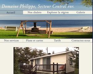 Domaine Philippe - Saguenay-Lac-Saint-Jean, Métabetchouan (Lac-St-Jean)