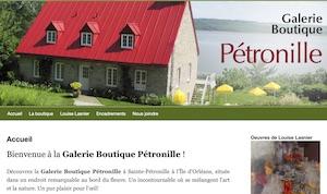 Galerie D'Art et Boutique Pétronille - Capitale-Nationale, (M) Sainte-Pétronille-de-l'Île-d'Orléans