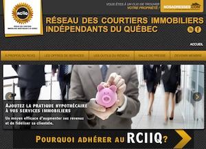 Réseau des courtiers immobiliers indépendants du Québec (RCIIQ) - Montérégie, Longueuil (Saint-Hubert)