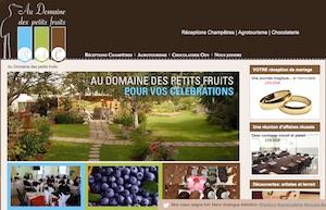Domaine des Petits Fruits - Montérégie, Saint-Jean-sur-Richelieu