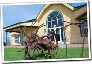 Centre d'interprétation (CIAR) - Saguenay-Lac-Saint-Jean, Métabetchouan (Lac-St-Jean)
