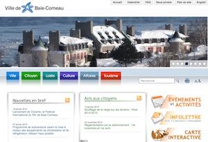 Ville de Baie-Comeau - Côte-Nord / Manicouagan, Baie-Comeau