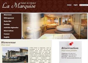 La Marquise - Estrie / Canton de l'est, Sherbrooke (Lennoxville)