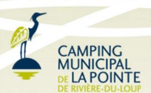 Camping Municipal de la Pointe - Bas-Saint-Laurent, Rivière-du-Loup (V)