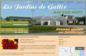 Les Jardins de Gallix - Côte-Nord / Duplessis, Sept-Îles (Gallix)