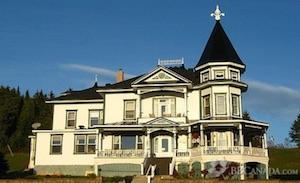 Gîte Le Manoir du Vieux Presbytère - Gaspésie, Port-Daniel - Gascons