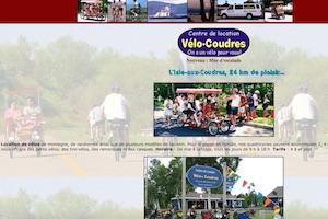 Vélo-Coudres - Charlevoix, L'Isle-aux-Coudres