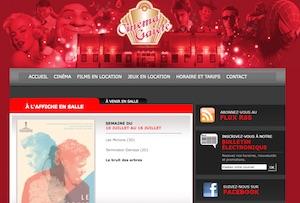 Cinéma Gaieté - Gaspésie, Matane