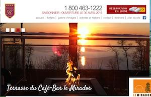 Auberge de la Pointe - Bas-Saint-Laurent, Cacouna