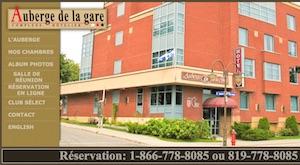 Auberge de la Gare - Outaouais, Gatineau