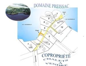 Domaine Preissac - Abitibi-Témiscamingue, Preissac