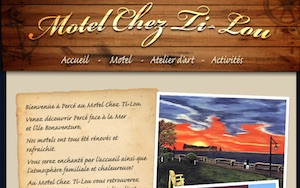 Motel Chez Ti-Loup - Gaspésie, Percé
