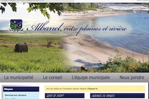 Municipalité d'Albanel - Saguenay-Lac-Saint-Jean, Albanel (Lac-St-Jean)